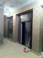 Стеновые панели обивка стен и потолков тканью