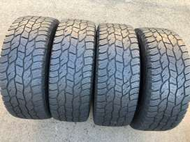 265 70 R16 Cooper Discovery All Terrain Tyres