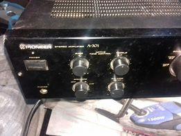 Усилитель стерео ресивер Пионеер , Pioneer A 301