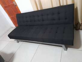 clean sleeper couch