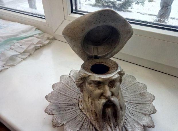 Голова Идальго Касли чернильница Донецк - изображение 3
