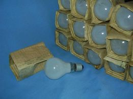 Лампа накаливания матовая 300Вт