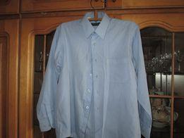 Рубашки школьные на мальчика 10-11 лер 128-134 рост