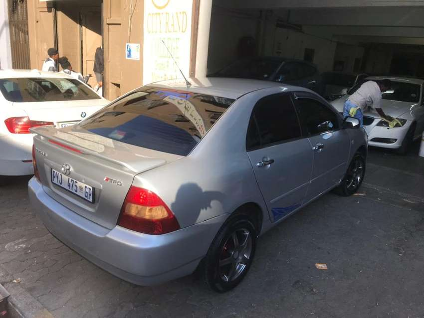 Toyota corolla 1.6 for sale 0