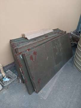 Secondhand steel Catering tables for sale