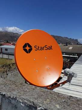 Starsat full installation services