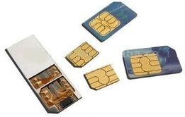 Адаптер на две сим карты, для телефона, смартфона, планшета