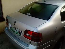 I am selling my polo classes diesel engines
