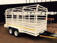 Image of Cattle Trailer New