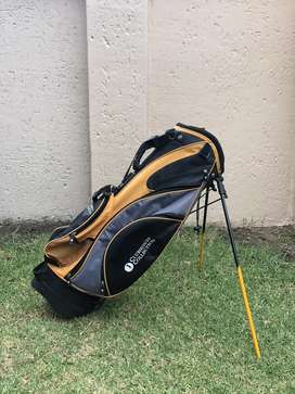 Clubhouse collection stand bag