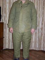 Зимняя полевая форма СА (бушлат + брюки)