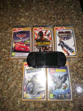 Portable Playstation(PSP)
