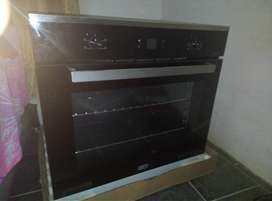 Defy electric hob and oven size 900