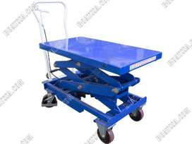 500KG HYDRAULIC LIFTING TABLE WITH DOUBLE SCISSOR