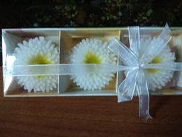 Свеча набор декоративных свечей подарочный