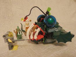 Lego 7978 Atlantis - Atak ryby żabnicy ( Angler Atack )