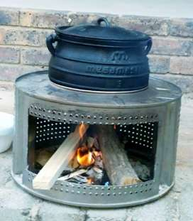 Fire Cooking Drums for Sale