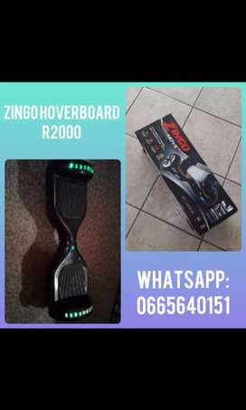 Hi, I am selling a Zingo Move 2.0 Hoverboard for R2000.