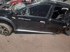 RENAULT SANDERO STEPWAY FOR STRIPPING AVAILABLE