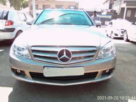 2009 Mercedes Benz C-180 Compressor with Automatic Transmission,