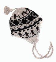 Вязаная шапка 50 размер