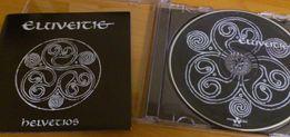 Eluveitie Helvetios CD, музыка, фирменный диск