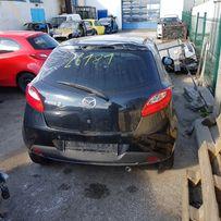 Mazda 2 1.4 2014r-uszkodzona