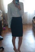 Костюм, школьная форма для девочки, юбка, рубашка, галстук и пиджак