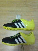 Футбольные многошиповки Adidas ACE 15.3 TF Кожа