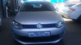 2013 VW Polo 1.6 Engine Capacity with Manuel Transmission,