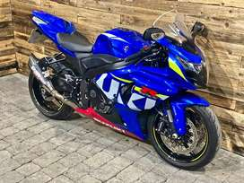 Here we have a stunning example of the SUZUKI GSX-R 6