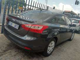 2013 FORD FOCUS AUTOMATIC