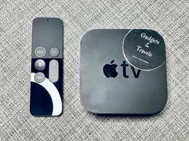 Apple TV 4 and Iphone 8 64 gigs