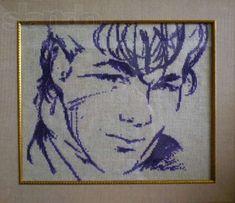 Картина, солист группы А-НА, Мортен Харкет, музыка, постер, портрет