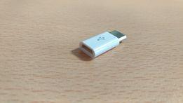 Адаптер/перехідник з micro-USB на Type-C або IPhone (lightning/ 8-pin)