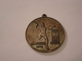 Medal Olympische Spiele Munchen 1972