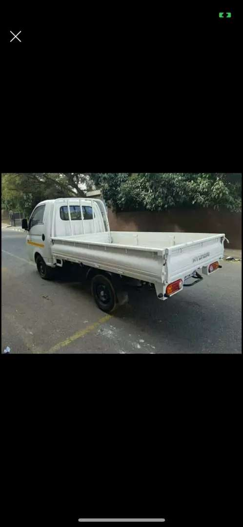 Bakkie for hire at affordable prices 0