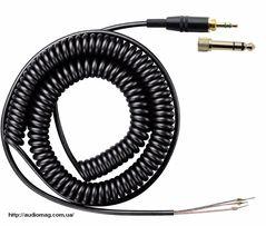 Провод для студийных наушников Sony DT спиральный витой аудио кабель