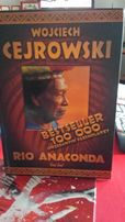"""Wojciech Cejrowski """"Rio Anaconda"""""""
