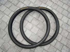 bicycle tyres for MTB - 26 inch - pair