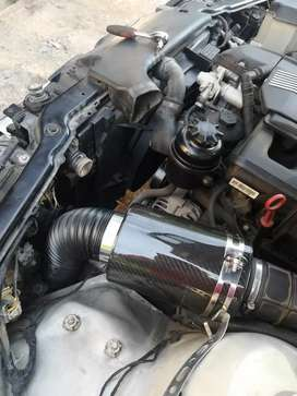 Carbon cold air intake