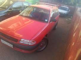 Opel astra station wagon to swop for golf