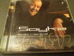 CD Stanisław Sojka z autografem