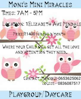 Moni's Mini Miracles Playgroup