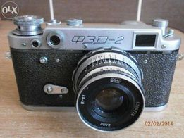 Фотоаппарат Фед-2-СССР