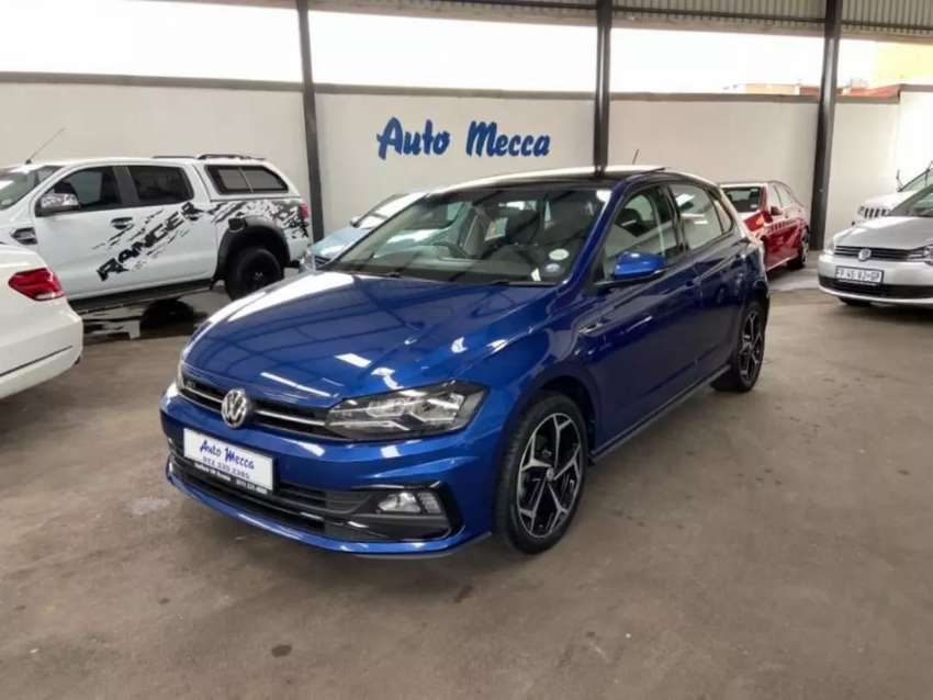 2018 Volkswagen Polo Hatch 1.0TSI Highline R-Line Auto