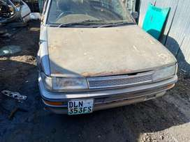 TOYOTA COROLLA 1.6 16v-STRIPPING FOR SPARES