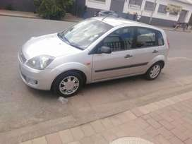 2008 Ford Fiesta 1.6 Automatic
