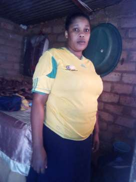 Mosotho maid,babysitter,cook and cleaner needs stay in work