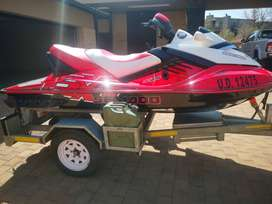 2007 Sea-Doo RXT215 Supercharged Jet Ski